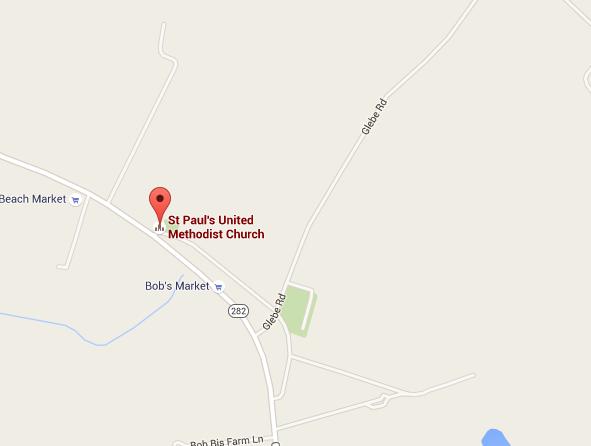 St.Pauls-googlemap