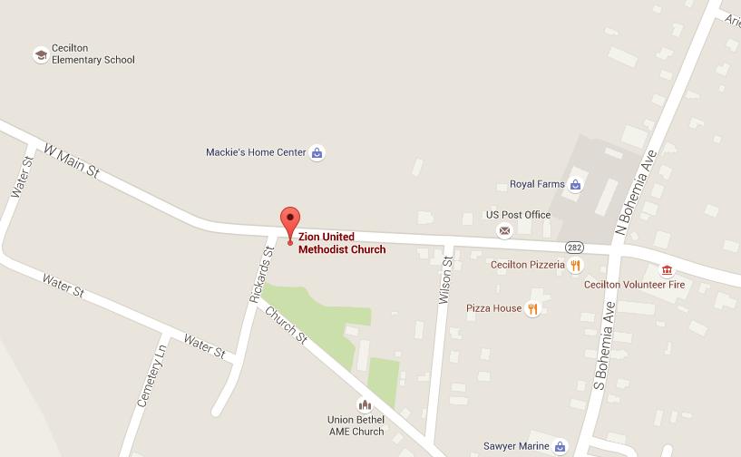 Zion-googlemap